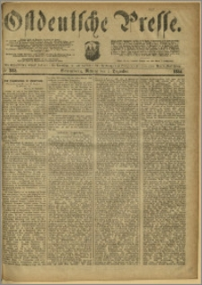 Ostdeutsche Presse. J. 8, 1884, nr 282