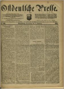 Ostdeutsche Presse. J. 8, 1884, nr 285