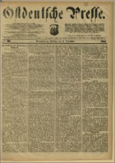 Ostdeutsche Presse. J. 8, 1884, nr 286