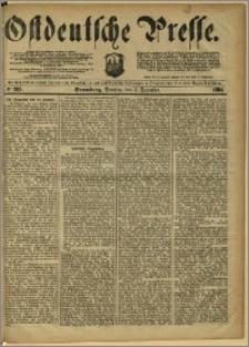 Ostdeutsche Presse. J. 8, 1884, nr 289