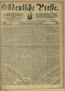 Ostdeutsche Presse. J. 8, 1884, nr 293