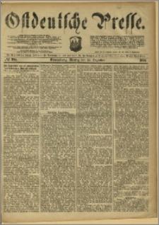 Ostdeutsche Presse. J. 8, 1884, nr 294