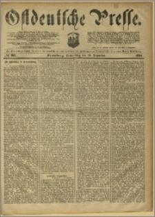 Ostdeutsche Presse. J. 8, 1884, nr 297