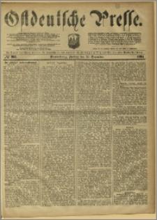Ostdeutsche Presse. J. 8, 1884, nr 298