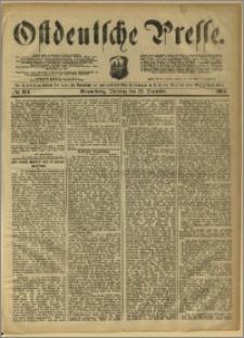 Ostdeutsche Presse. J. 8, 1884, nr 301