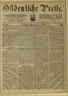 Ostdeutsche Presse. J. 8, 1884, nr 302
