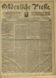 Ostdeutsche Presse. J. 8, 1884, nr 303