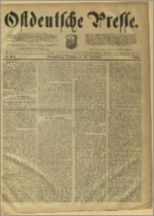 Ostdeutsche Presse. J. 8, 1884, nr 305
