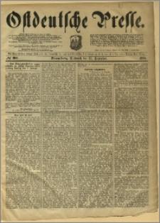 Ostdeutsche Presse. J. 8, 1884, nr 306