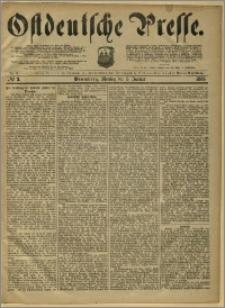 Ostdeutsche Presse. J. 9, 1885, nr 3