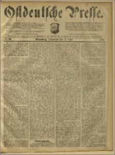 Ostdeutsche Presse. J. 9, 1885, nr 96