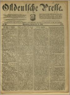 Ostdeutsche Presse. J. 9, 1885, nr 111