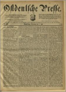 Ostdeutsche Presse. J. 9, 1885, nr 155