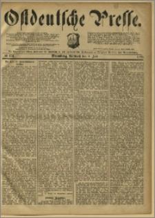 Ostdeutsche Presse. J. 9, 1885, nr 156