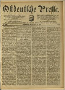 Ostdeutsche Presse. J. 9, 1885, nr 158
