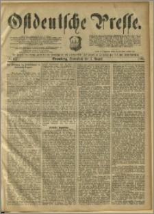 Ostdeutsche Presse. J. 9, 1885, nr 177