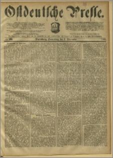 Ostdeutsche Presse. J. 9, 1885, nr 205