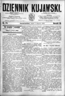 Dziennik Kujawski 1895.08.02 R.3 nr 174