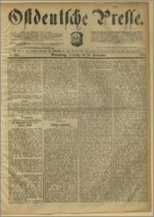 Ostdeutsche Presse. J. 9, 1885, nr 227
