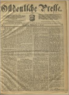 Ostdeutsche Presse. J. 10, 1886, nr 2