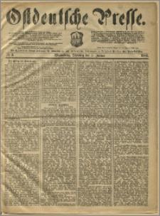 Ostdeutsche Presse. J. 10, 1886, nr 3