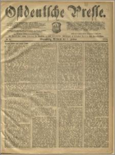 Ostdeutsche Presse. J. 10, 1886, nr 4