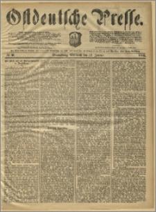 Ostdeutsche Presse. J. 10, 1886, nr 10