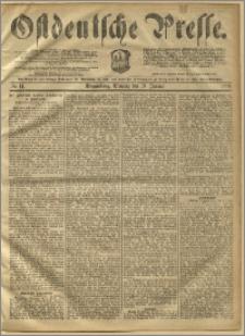 Ostdeutsche Presse. J. 10, 1886, nr 14
