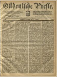 Ostdeutsche Presse. J. 10, 1886, nr 15