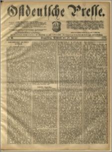 Ostdeutsche Presse. J. 10, 1886, nr 16