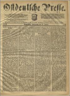 Ostdeutsche Presse. J. 10, 1886, nr 17