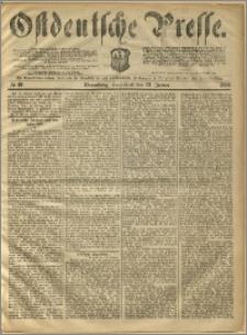 Ostdeutsche Presse. J. 10, 1886, nr 19