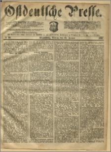 Ostdeutsche Presse. J. 10, 1886, nr 20