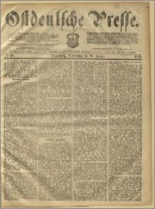 Ostdeutsche Presse. J. 10, 1886, nr 23