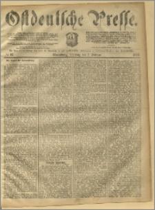 Ostdeutsche Presse. J. 10, 1886, nr 27