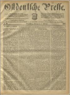 Ostdeutsche Presse. J. 10, 1886, nr 30