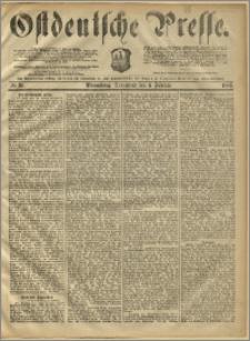 Ostdeutsche Presse. J. 10, 1886, nr 31