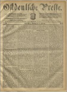 Ostdeutsche Presse. J. 10, 1886, nr 32