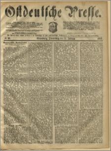 Ostdeutsche Presse. J. 10, 1886, nr 35
