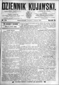 Dziennik Kujawski 1895.08.04 R.3 nr 176