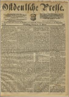 Ostdeutsche Presse. J. 10, 1886, nr 38