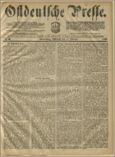 Ostdeutsche Presse. J. 10, 1886, nr 40