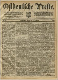 Ostdeutsche Presse. J. 10, 1886, nr 42