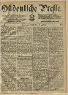Ostdeutsche Presse. J. 10, 1886, nr 43