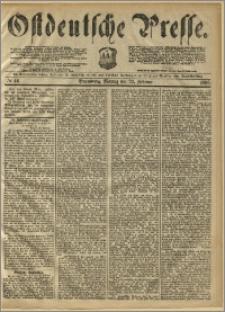 Ostdeutsche Presse. J. 10, 1886, nr 44