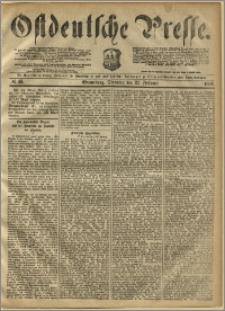 Ostdeutsche Presse. J. 10, 1886, nr 45