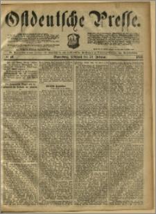 Ostdeutsche Presse. J. 10, 1886, nr 46