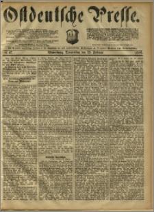 Ostdeutsche Presse. J. 10, 1886, nr 47