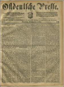 Ostdeutsche Presse. J. 10, 1886, nr 51