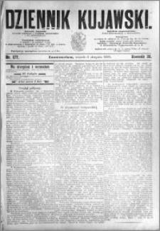 Dziennik Kujawski 1895.08.06 R.3 nr 177